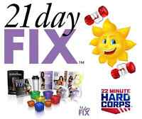 21 Day Fix Transformations Available!