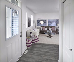 Park Facing, LUXURY, New Town Home in Chappelle w/ NO CONDO FEES