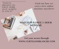 A FREE LIVE WEBINAR ON HOW TO START YOUR ONLINE BUSINESS