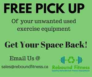 Free Pick Up of You Unwanted Exercise Equipment Kingston Kingston Area image 1