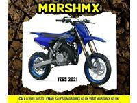 Yamaha YZ65 2021 Model Uk Machine 6Mths Warranty-Finance from 92/Mth