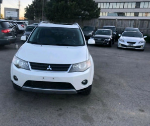2007 Mitsubishi outlander NAVIGATION *with safety *