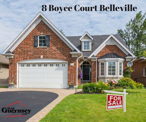 SOLD! 8 BOYCE COURT