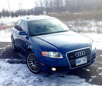 > AUDI 2006> A4>2.0T>QUATTRO>NAVIGATION>LEATHER>SUNROOF<