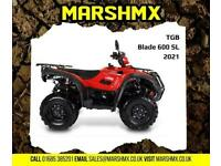 TGB Blade 600 2 Seater Road Legal Quad-5 Year Warranty-Finance Available
