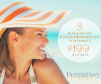 Microdermabrasion Sale! Exfoliate, Brighten, and Restore Skin!