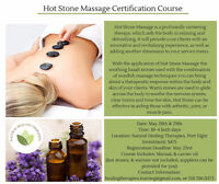 Hot Stone Certification Course