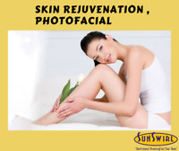 IPL - Skin Rejuvenation - Sunswirl.ca