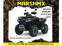 SEGWAY Snarler ATV6 S Road Legal Quad 2 Year Warranty- Finance from 151/Mth