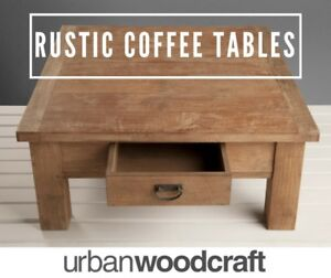 NEW PRODUCTS AVAILABLE – SOLID WOOD COFFEE TABLES
