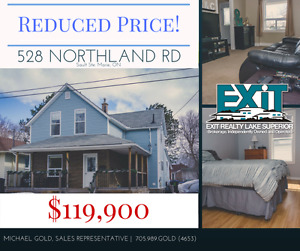 Reduced Price! Spacious 3 Bed / 1 Bath with lots of upgrades