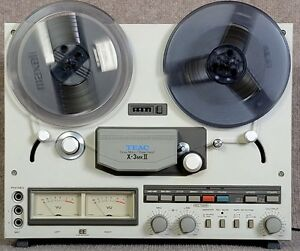 Teac X-3 MKII Reel to Reel Tape Recorder
