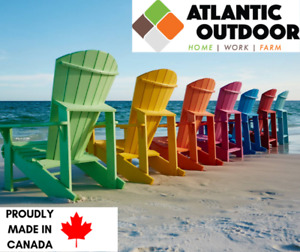 Recycled Plastic Furniture (25 years!) from Atlantic Outdoor