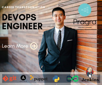 Become a DevOps Engineer - Be mentored by industry Leaders