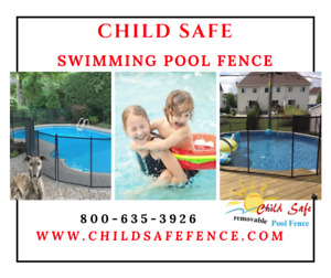 Safety Removable Pool Fence London, Ontario