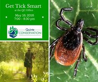 Get Tick Smart with Quinte Conservation