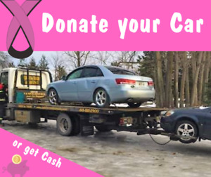 Donate Your Vehicle Today, Get $300 Tax Receipt! Free Towing!