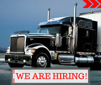 Class 1 Drivers - Long Haul. GREAT RATES!