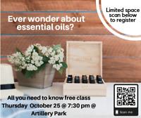doTERRA essential oils intro