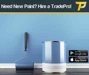 Hire Top Painters Easier than Ever - Try TradePros!