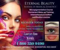 PERMANENT MAKE-UP TRAINING COURSE! $2395
