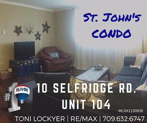 NEW PRICE104-10 Selfridge Rd #StJohns #CONDO #ToniLockyer #Rema