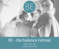 BE - the balance retreat [One Day Women's Conference]