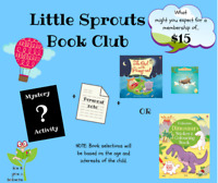 Little Sprouts Book Club (0-12)