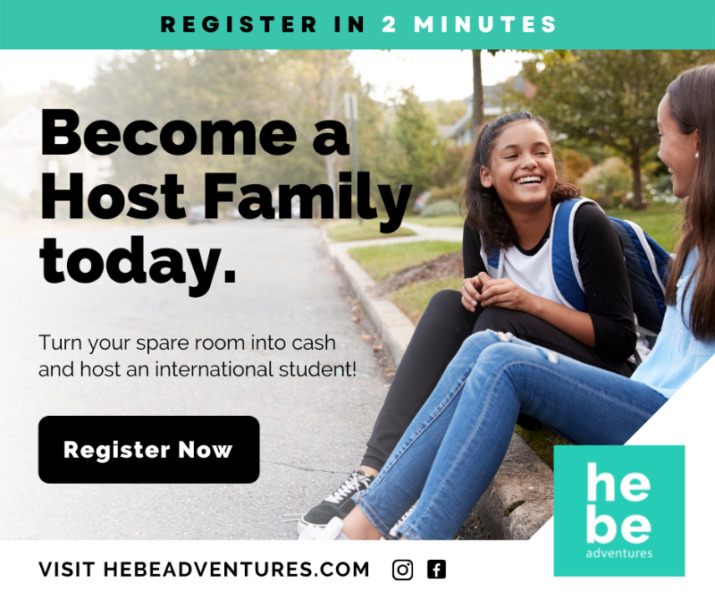 Become a Host with Hebe Adventures