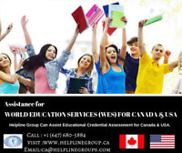 World Education Services (WES) Canada