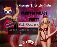 Sinergy's Haunted Palace Party - 19+- Sat Oct 29 2016