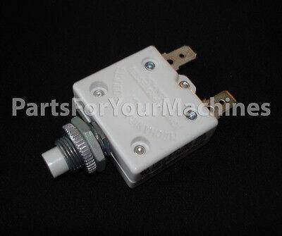 Circuit Breaker 15a Minuteman Mpv-31 Wide Area Vacuum 746005