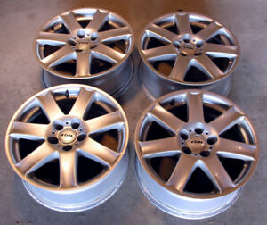 Alloy Wheels - Set of 4 - For Sale