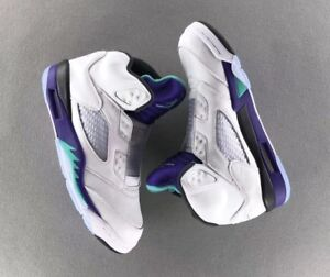 New Men's Jordan 5 NRG Fresh Prince Shoes. Size 11.5. $350