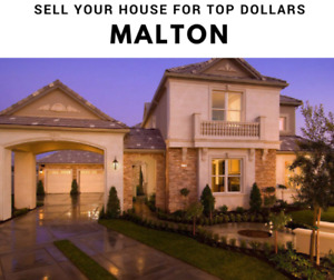 Sell Your Malton House  for Top Dollars !! in Quick Time
