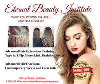 Hair Extensions Certification Course