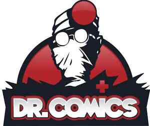 Dr.Comics Orillia's Coolest Comic Book Store FREE Monthly Comic