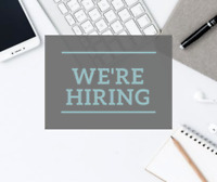 Now hiring! Full-time Communications Coordinator