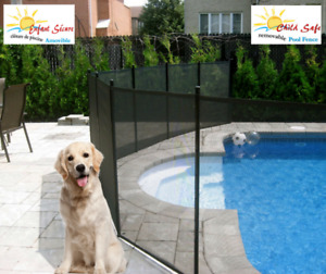 Safety removable pool fence Guelph: Child Safe Fence