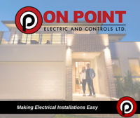 On Point Electric - Making Electrical Installations Easy