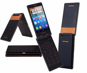 Unique Lenovo-A588T Smart Flip Phone