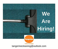 Tangerine Cleaning Is Currently Hiring A Residential Cleaner