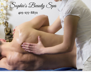 New year's Special $58 45mins Massage