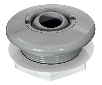 Hydro Air Standard Wall Fitting  Assembly, With Nut-, Gray - -