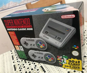 Super Nintendo Entertainment System - Nintendo Classic (SNES)