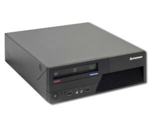 Lenovo ThinkCentre M58Small Desktop