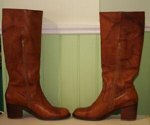 Leather Cavalier Boots Kitchener / Waterloo Kitchener Area image 3
