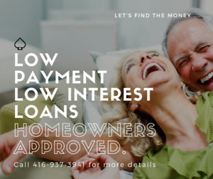 Home Equity Loans - Business, Debt Consolidation, Cash Flow