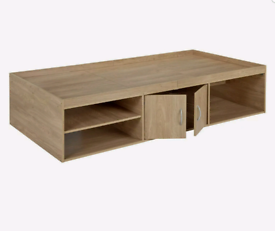 Brand new single storage bed frame