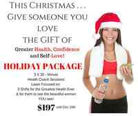 Give Someone You Love the Gift of Health!